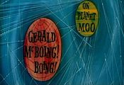 Gerald McBoing! Boing! On Planet Moo Cartoon Picture