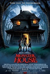 Monster House Cartoon Picture