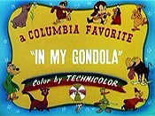 In My Gondola Pictures Of Cartoons