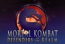 Mortal Kombat: Defenders of the Realm Episode Guide Logo