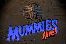 Mummies Alive! Episode Guide Logo