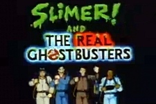 Slimer! and the Real Ghostbusters Episode Guide Logo