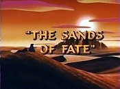 The Sands Of Fate Cartoon Picture