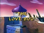 The Love Bug Cartoon Picture