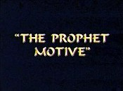 The Prophet Motive Cartoon Picture