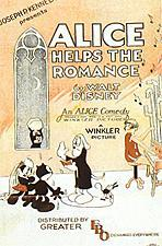 Alice Helps The Romance Picture Into Cartoon