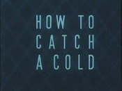 How To Catch A Cold Cartoon Picture