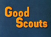 Good Scouts Free Cartoon Picture