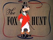 The Fox Hunt Free Cartoon Picture