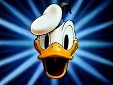 Disney Studios Donald Duck Cartoons