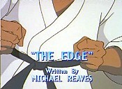 The Edge Cartoon Picture