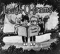 Laugh-O-gram Theatrical Cartoon Series Logo