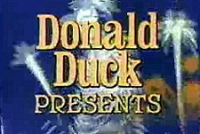 Donald Duck Presents