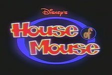House of Mouse Episode Guide Logo