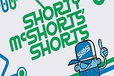 Shorty McShorts' Shorts Episode Guide Logo