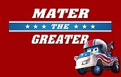 Mater The Greater Cartoon Picture