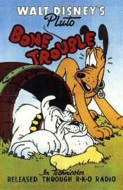 Bone Trouble Cartoon Picture