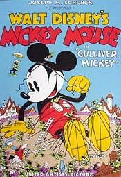 Gulliver Mickey Cartoon Picture
