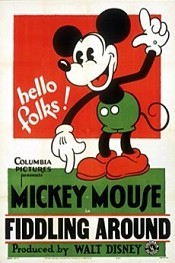 Just Mickey Cartoon Picture