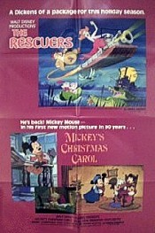 Mickey's Christmas Carol Cartoon Picture