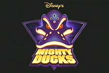 The Mighty Ducks: The Animated Series Episode Guide Logo