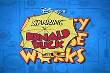 Starring Donald Duck