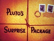 Pluto's Surprise Package Cartoon Picture