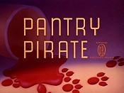 Pantry Pirate Cartoon Picture