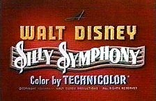 Disney Silly Symphonies Animated Film Series