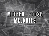 Mother Goose Melodies Cartoon Picture