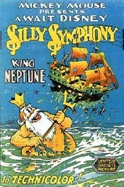 King Neptune Cartoon Picture