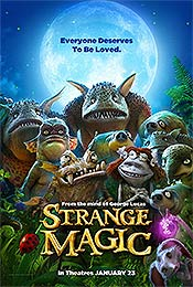 Strange Magic The Cartoon Pictures