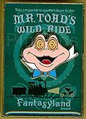 Mr. Toad's Wild Ride Pictures Cartoons