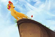 The Lion Guard Episode Guide Logo