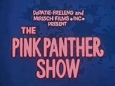 The Pink Panther Show Episode Guide Logo