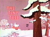 The Tiny Tree Pictures In Cartoon