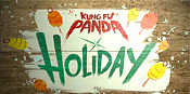 Kung Fu Panda Holiday Picture To Cartoon
