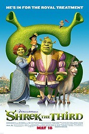 Shrek The Third Picture Into Cartoon