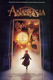 Anastasia The Cartoon Pictures