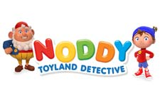 Noddy Toyland Detective Web Cartoon Series Logo