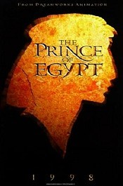 The Prince Of Egypt Picture Into Cartoon