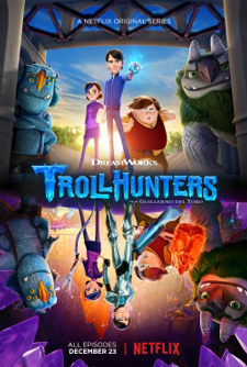 Return of the Trollhunter Cartoon Picture