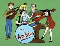 The Archie Show Episode Guide Logo