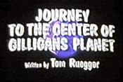 Journey To The Center Of Gilligan's Planet Cartoon Picture