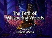 The Peril Of Whispering Woods Picture Of Cartoon