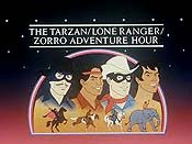 The Tarzan / Lone Ranger / Zorro Adventure Hour (Series) Free Cartoon Picture