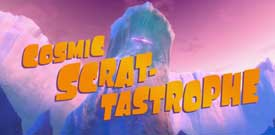 Cosmic Scrat-Tastrophe The Cartoon Pictures