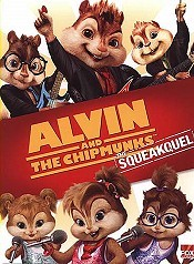 Alvin And The Chipmunks: The Squeakquel Cartoon Picture