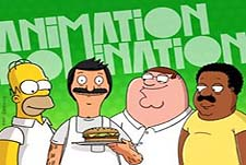 Animation Domination HD Studio Logo