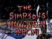 The Simpsons Halloween Special Cartoon Picture
